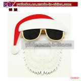 Новизна солнечных очков рождественской вечеринки Xmas стекел причудливый платья партии (CH8017)