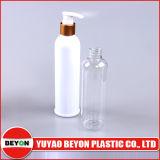 250mlシリンダープラスチックペットスプレーポンプびんの円形の肩のびん(ZY01-B029)