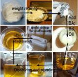 99% قوسيّة سمين مشتعلة سترويد تستوسترون [أوندكنوأت/5949-44-0] لأنّ عضلة حالة نموّ