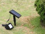 Luz de inundación de la alta calidad LED de la luz de calle del poder más elevado LED solar con el certificado del Ce del sensor de movimiento