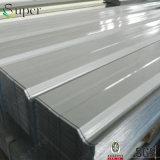 Prepaintedカラー上塗を施してあるPPGI波形のシート・メタルの屋根ふき材料
