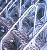 Кронштейны проступи лестницы слабой стали