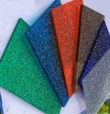 Bling 다채로운 우수한 가벼운 PC/Polycarbonate에 의하여 돋을새김되는 장