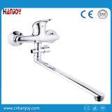 Ванна Spout двойного отверстия длинние и Faucet смесителя ливня