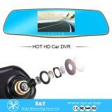 espejo de Rearview del coche 5inch DVR Xy-9065D