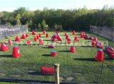 Intero insieme Paintball gonfiabile gonfiabile per il carbonile di Paintball degli adulti per il gioco K8001 di sport