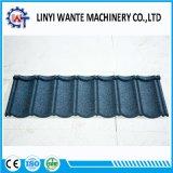 Azulejos cubiertos piedra del enlace del material para techos del metal de los productos de las altas demandas