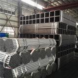 ASTM A500 Gr. 부류를 위한 까만 사각 배관 금속