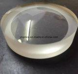 UV-IRの上塗を施してある両凹両凸球形の光学レンズ