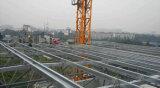 고속 철도를 위한 강철 구조물 공간 프레임