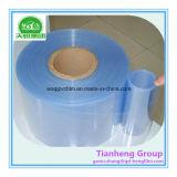 película rígida azul do PVC do espaço livre da espessura de 0.50mm para Thermoforming