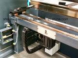Máquina de dobra da placa do ferro do CNC de Jsd Da52s com linha central 4+1