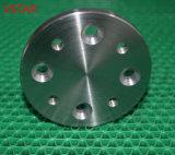 Pieza de precisión de la maquinaria de la alta calidad trabajando a máquina del CNC