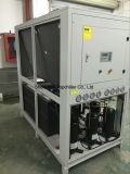 Luft 85000kcal/H kühlte industriellen Kühler für Dünnfilm Rollen-zu-Rollen das Abkühlen ab