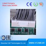 Regulador del motor de la industria de empaquetado, PLC simple