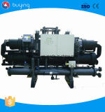 refrigerador de refrigeração água do parafuso de 330HP 990kw para o mercado de Europa