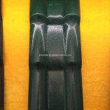 De synthetische Tegel van het Dak van pvc van /ASA van de Tegel van het Dakwerk van /ASA van het Blad van het Dakwerk van de Hars Spaanse Plastic