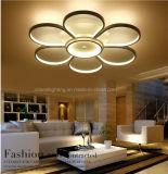 Licht van de nieuwe Cirkel Acryl LEIDENE het Lichte Lamp van het Plafond