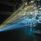 1개의 230W 이동하는 맨 위 광속 빛에 대하여 Nj-230 3