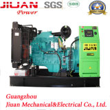 Générateur de Guangzhou à vendre le prix du générateur silencieux électrique de diesel de pouvoir de 80kw 100kVA