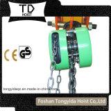 De Prijs van de fabriek om het Blok van de Ketting, het Blok van de Keten van 2 Ton, het HandHijstoestel van de Ketting