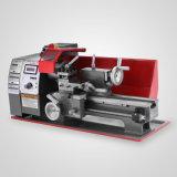 Mini DIY tour en bois métallurgique motorisé de rotation d'universel de machine en métal