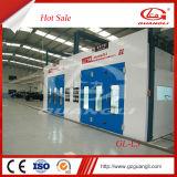 Poudre d'équipements de véhicules de qualité de Guangli/ligne enduit professionnelles de peinture