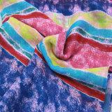 Blumen-Schal-Form-Zusatzgeräten-Schale des Druck-100%Polyester für Mädchen