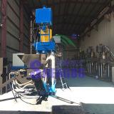 Machine en aluminium hydraulique de briquette de limages pour la réutilisation