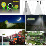 Le jardin Integrated solaire de tournesol neuf de type s'allume (KS-SFY5W)