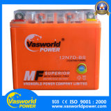 Marque Batterie Vasworld Power Gel Type 12V7ah Batterie pour moto