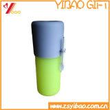 La tazza di gomma sveglia di marchio su ordinazione imposta (YB-HD-24)