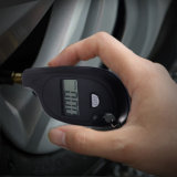 Portable Mini Keychain Digital Car Tire Tire Pressure Gauge Tester