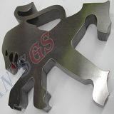 CNC CNC van Werktuigmachines de Scherpe Machine Om metaal te snijden van de Laser van de Vezel