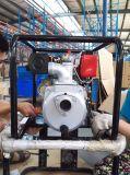 Bomba de agua diesel de la irrigación de la granja de la succión agrícola del final