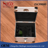 Резцовая коробка Mft алюминиевая с шкафом металла инструмента колес