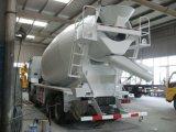 Camion de béton de HOWO 371HP 10cbm