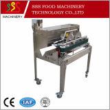 Machine de découpage des filets de poissons avec le découpage de guindineau