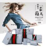 Manier de Goedkope Leer Kosmetische Zakken van Dame Handbags Online-Selling Tote-Bag Women