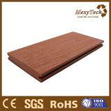 Decking di plastica di legno esterno del composto WPC con resistenza UV