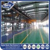 El almacén prefabricado de la fábrica del metal de acero modular industrial/prefabricó el edificio