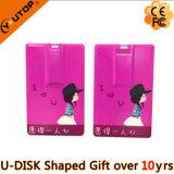 Movimentação do flash do cartão de crédito USB3.0 para os presentes da promoção (YT-3101-3.0)