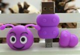 High-Tech 2 Gig Roupa USB Flash Drive Forma Made in China