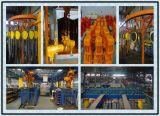 Bloc manuel de levier de 10 tonnes et élévateur à chaînes