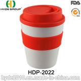 le double mur 10oz a isolé la tasse de course de tasse de café (HDP-2021)