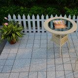 Mattonelle naturali esterne a buon mercato differenti della piattaforma di pavimentazione della pietra del granito della Cina