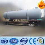 수평한 수직 물 액체 가스 저장 탱크 (100-5000L)