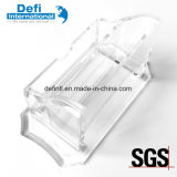 Étalage acrylique de transparence élevée du plastique PMMA