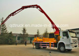 25M 27M 29Mの具体的なポンプトラック、セメントポンプトラック