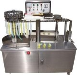Máquina de rellenar de la taza completamente automática del yogur